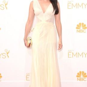 Lucy Liu (Zac Posen)