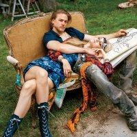 Charlie Hunnam : Vogue
