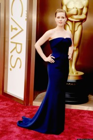 Amy Adams in Gucci 2014