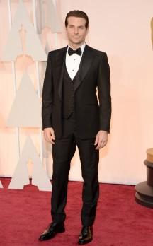 Bradley Cooper in Ferragamo