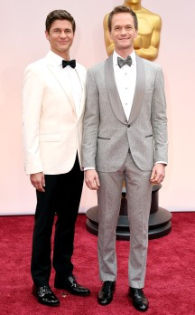 Neil Patrick Harris + David Burtka
