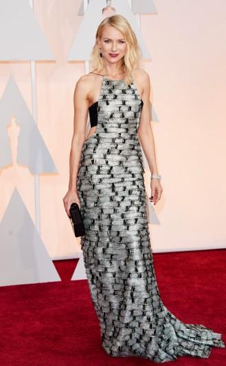 Naomi Watts in Armani Prive