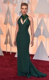 Scarlett Johansson in Versace