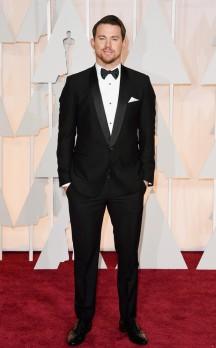 Channing Tatum in Dolce & Gabbana