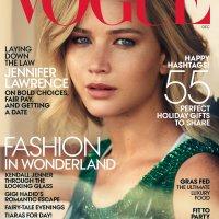 Fashion Editorial : Jennifer Lawrence