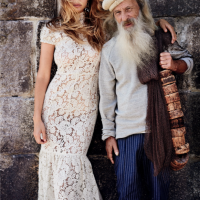 Fashion Editorial : Mario Testino and Gigi Hadid