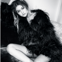 Editorial : Gigi Hadid for Vogue UK